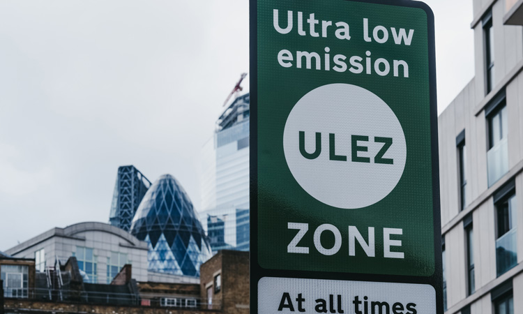 London's ULEZ set to expand with installation of new cameras