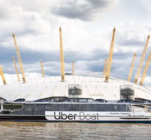 uber boat in London