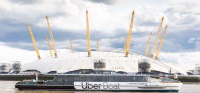 uber boat in London