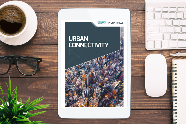 Urban Connectivity In-depth Focus Issue 4 2020