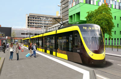 Utrecht tram contracts awarded