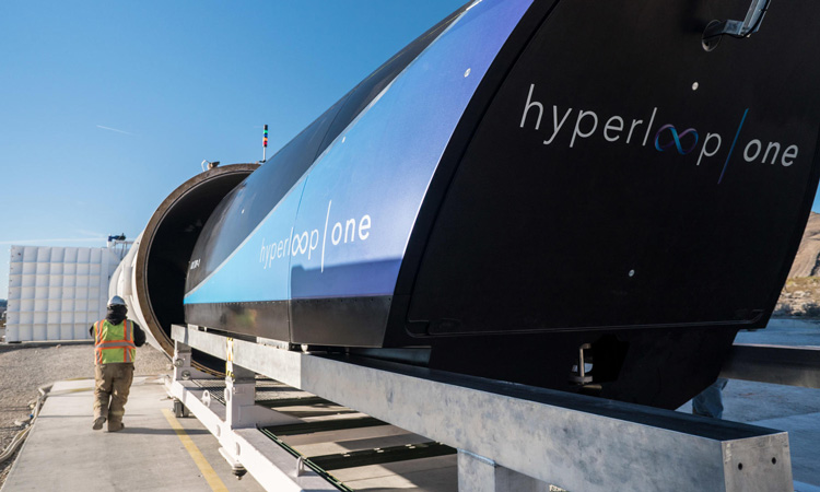 Virgin Hyperloop One confirmed as ready for safety assessment