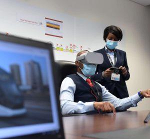 Dubai's RTA explores use of VR to train tram drivers