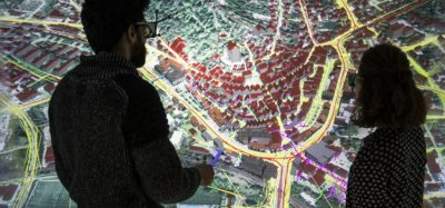 Project uses 'digital twins' to design more sustainable city