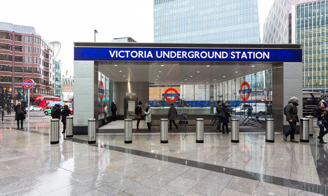 New ticket hall opens as part of £700m Victoria Tube station upgrade