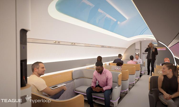 virgin hyperloop passenger experience video