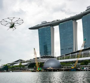 Volocopter and Grab conduct air-taxi feasibility study in Southeast Asia