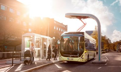 Volvo Buses receives order for 13 electric buses from Malmö
