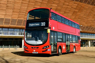 New Tfl Specification Volvo Buses For Tower Transit