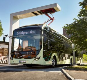 157 electric buses to be rolled out in Gothenburg
