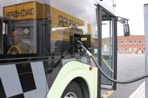 Volvo introduces HVO fuel ready buses