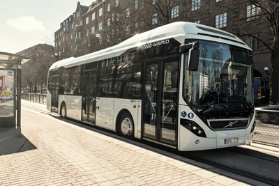 Volvo to launch hybrid bus pilot scheme in India