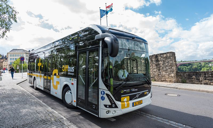 Electrib buses Norway