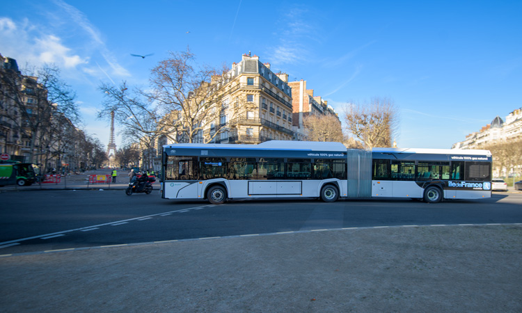Warsaw electric bus