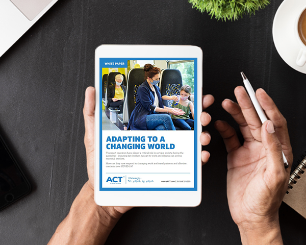 Adapting ticketing to a changing world