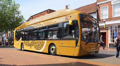 Winning bids receive share of low emission bus fund