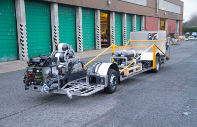 World's first Euro 6 double-deck gas-powered bus chassis launched
