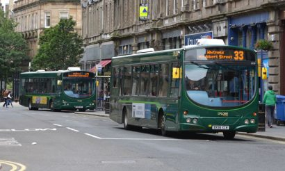 Dundee Travel Bus Times