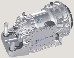 ZF bus technology highly popular in Turkey - Intelligent