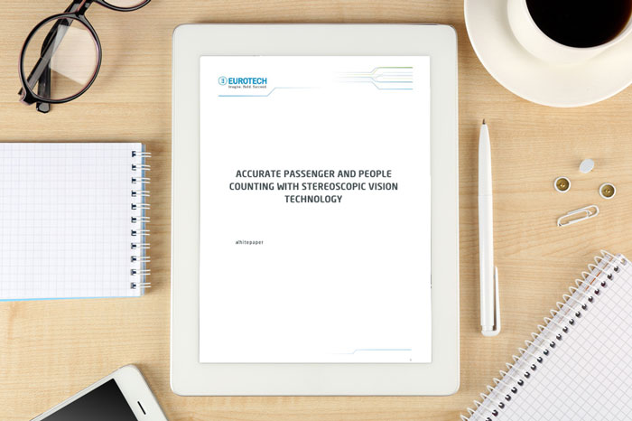 Whitepaper: Accurate passenger and people counting with stereoscopic vision technology