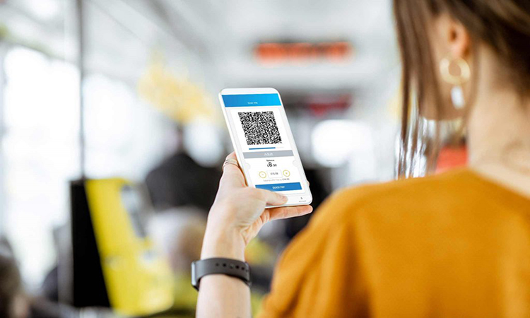 why use barcodes as a token for Account Based Ticketing?