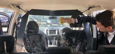 Addison Lee have installed the screens across its MPV fleet
