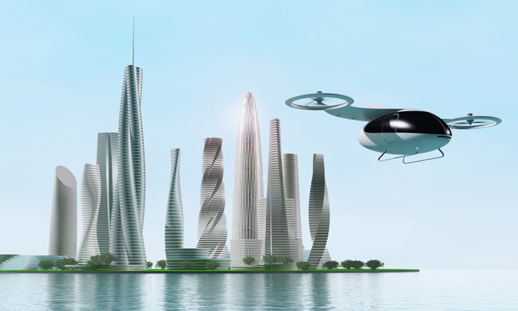 Dubai partnership to explore feasibility of autonomous air vehicles