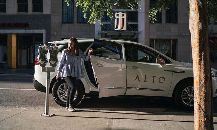 Alto is a Texan ridesharing start-up