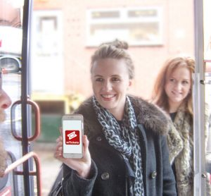 Mobile app has sold one million tickets for National Express West Midlands