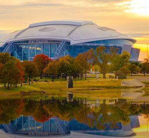 Arlington Texas At&T Stadium