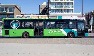 long arriva bus
