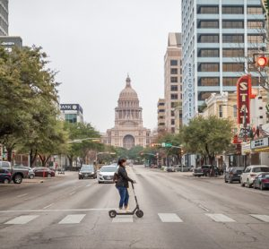 City of Austin to charge regulatory fee for shared mobility trips