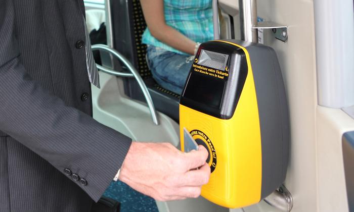 公共交通智能卡