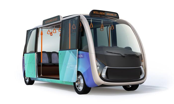 First Transit partners Californian authority for autonomous vehicle pilot