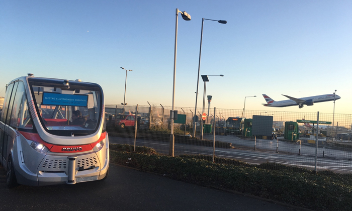 First and last mile: emerging autonomous public transport