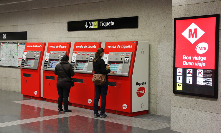 New fare scheme increases demand of ticket types on Barcelona metro
