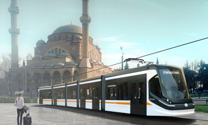 Turkish city of Eskişehir to receive 14 low-floor battery-powered trams