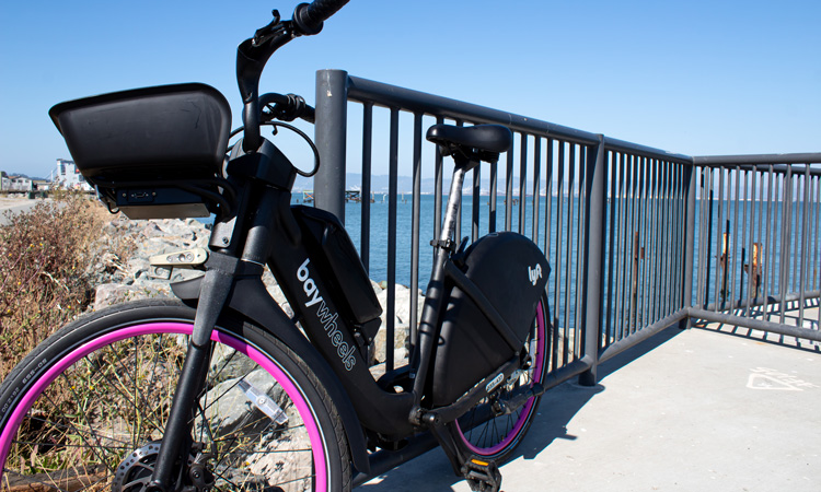 4,000 e-bikes to be deployed in San Francisco
