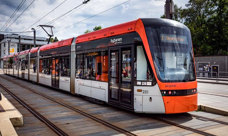 Bergen: the autonomous light rail project
