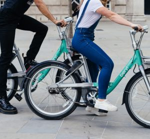 Beryl Bike shared sceheme launched in Norwich