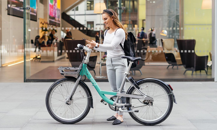 Micromobility firm Beryl launches campaign to incentivise cycling across UK
