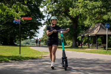 micromobility scooter