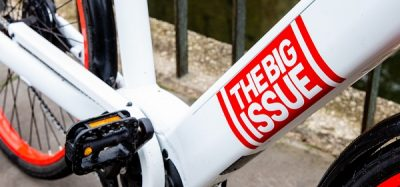 A new Big Issue e-bike