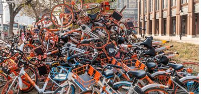 Chinese start-up loses more than 200,000 bikes in 2019