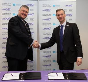 Another Deep Academic Alliance agreement is signed with the aim to develop and implement intelligent transport solutions in the UK.