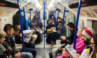"TfL trials ""please offer me a seat"" blue badges to passengers less able to stand"