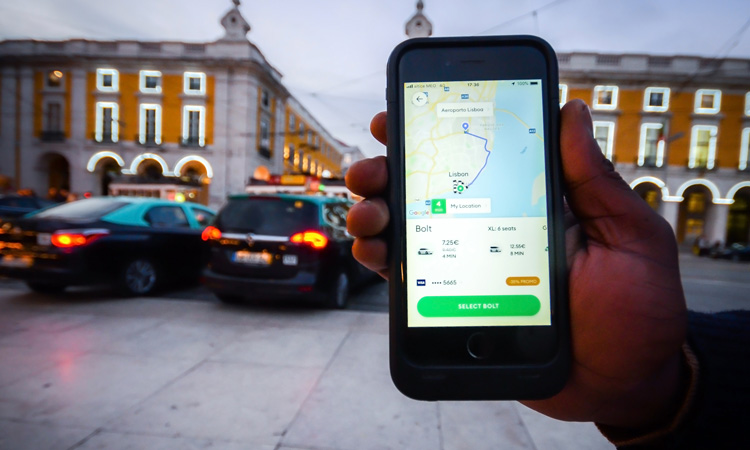 Ride-hailing firm Bolt raises €100 million in funding round