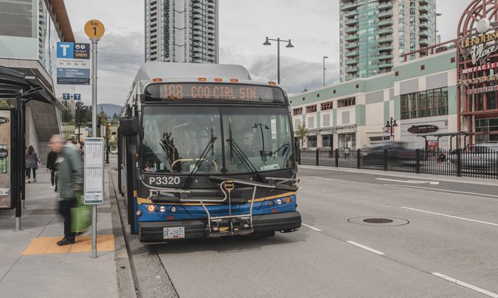 British Columbia's TransLink orders over 100 compressed natural gas buses
