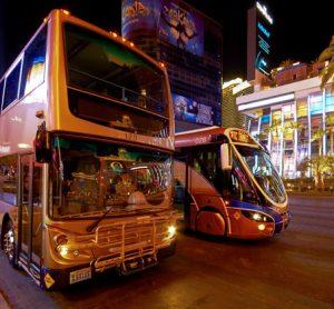 Las Vegas's bus network will remain under Keolis operation