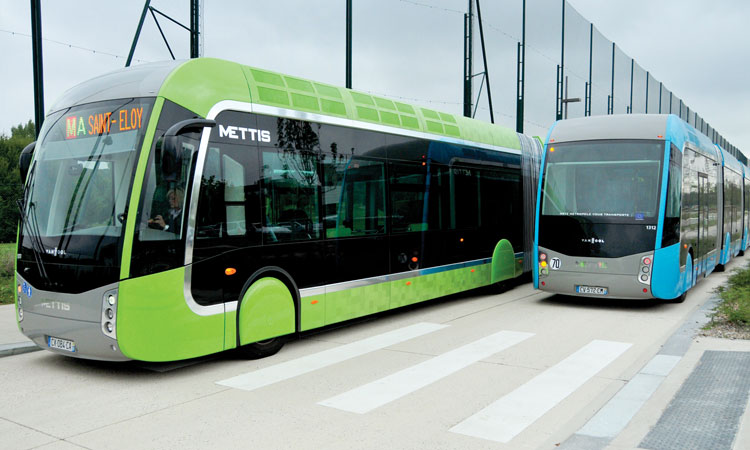 Bus Rapid Transit: the flexible option for passengers